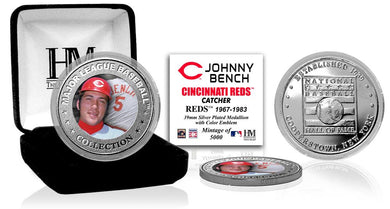 Johnny Bench Cincinati Reds