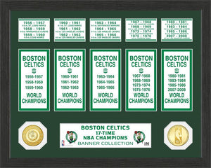Boston Celtics NBA Champions