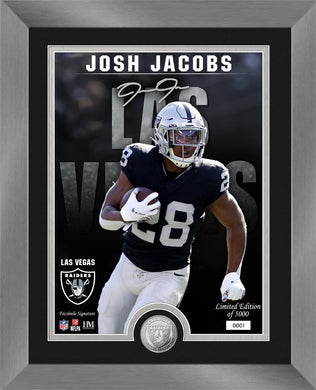 Josh Jacobs Las Vegas Raiders