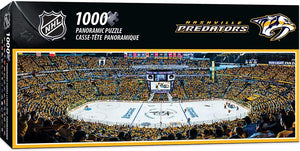Nashville Predators Panoramic Puzzle