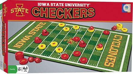 Iowa State Cyclones Checkers