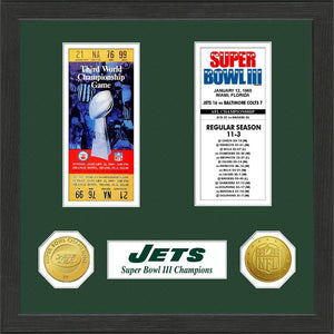 New York Jets Super Bowl Champions