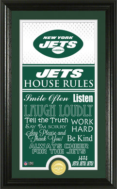 New York Jets House Rules
