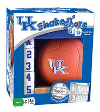 Kentucky Wildcats Basketball Shake n' Score Game