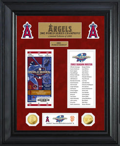 los angeles angels world series champions