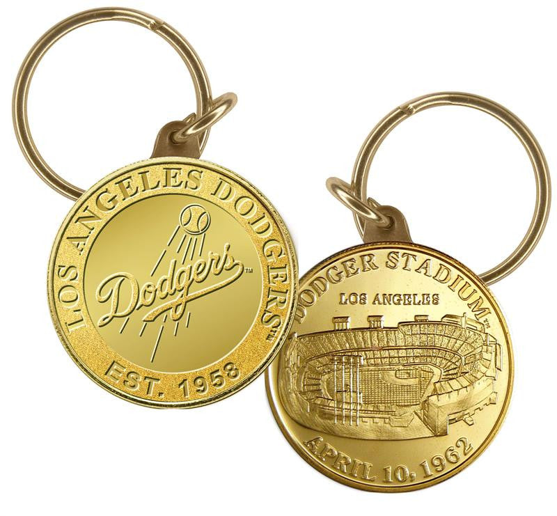Los Angeles Dodgers keychain