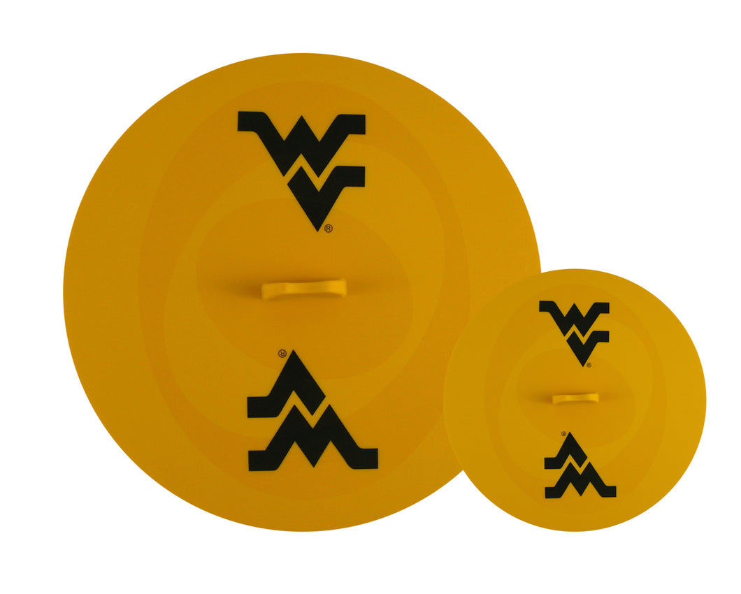 West Virginia Mountaineers Tailgate Topperz Set