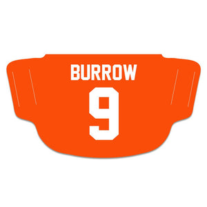 Joe Burrow Cincinnati Bengals Fan Mask