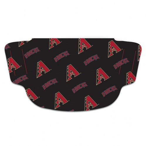 Arizona Diamondbacks Fan Mask Adult Face Covering