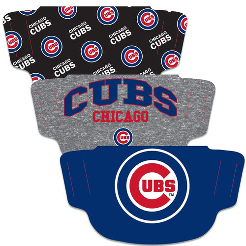 Chicago Cubs Fan Mask
