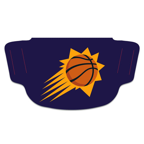 Phoenix Suns Fan Mask Adult Face Covering