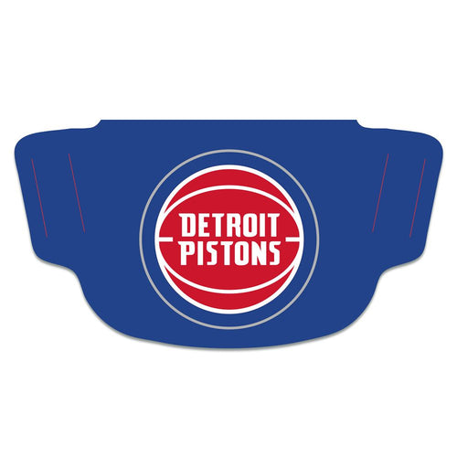 Detroit Pistons Fan Mask