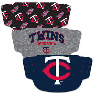Minnesota Twins Fan Mask
