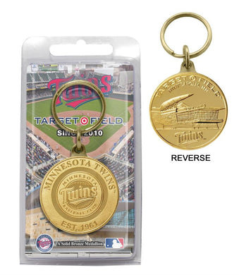 Minnesota Twins key chains