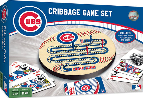 Chicago Cubs Cribbage Game