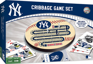 New York Yankees Cribbage Game