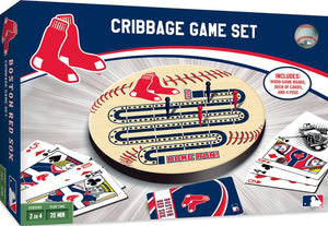Boston Red Sox Cribbage Game