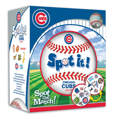 Chicago Cubs Spot It! Game