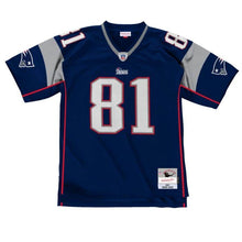 Randy Moss New England Patriots Mitchell & Ness Replica Jersey