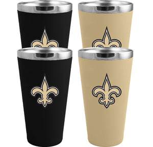 New Orleans Saints Tumbler Set