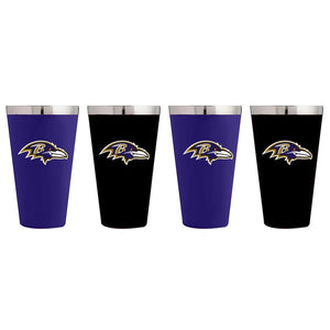 Baltimore Ravens Tumbler Set