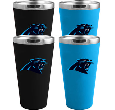 Carolina Panthers Tumbler Set