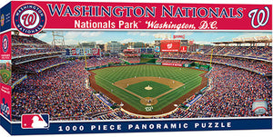 Washington Nationals Panoramic Puzzle
