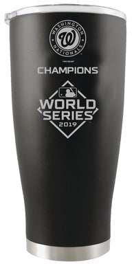 Washington Nationals 2019 World Series Champions Tumbler