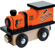 baltimore orioles train, baltimore orioles toy train