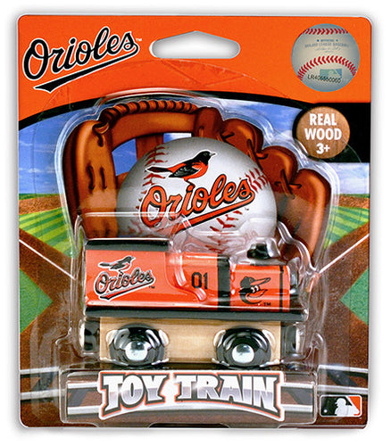 Baltimore Orioles Toy Train