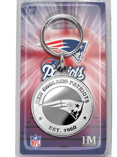 new england patriots key chain