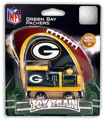 green bay packers train, green bay packers toy train