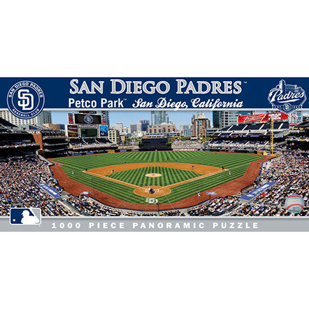 san diego padres puzzle