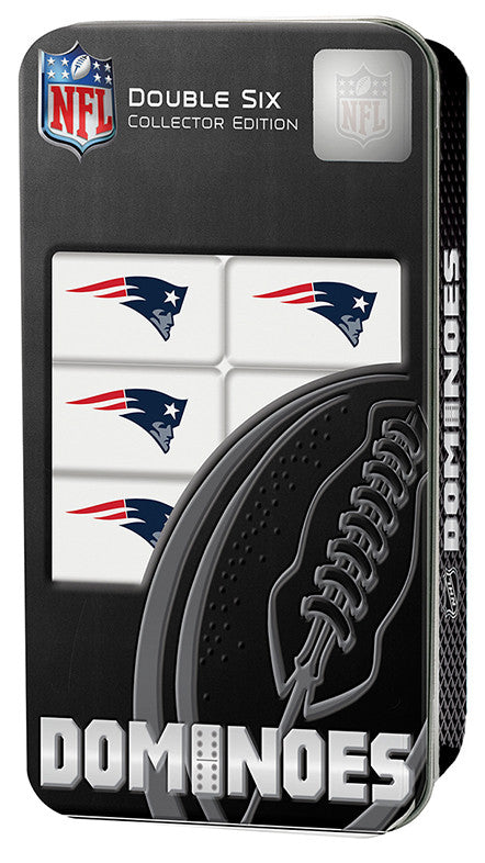 New England Patriots Dominoes