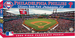 Philadelphia Phillies Panoramic Puzzle