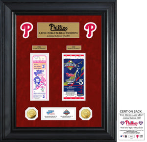 Philadelphia Phillies world series champions