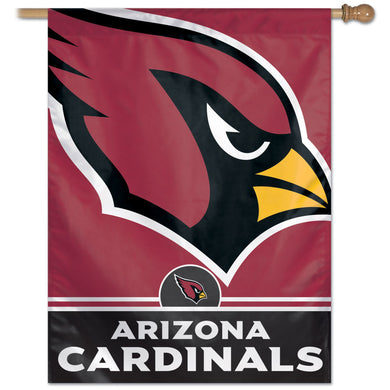 Arizona Cardinals Vertical Flag - 27