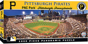Pittsburgh Pirates Panoramic Puzzle