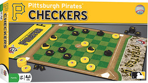 pittsburgh pirates checkers game