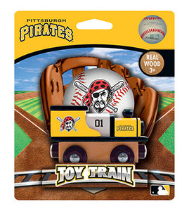 pittsburgh pirates train, pittsburgh pirates toy train