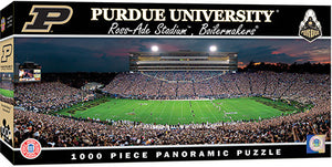 Purdue Boilermakers Football Panoramic Puzzle