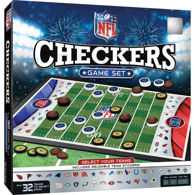 NFL League Checkers Football Game, las vegas raiders  la chargers  vikings  titans  texans  tampa bay buccaneers  steelers  seahawks  saints  Football Team  ravens  rams  raiders  patriots  panthers  Packers  NFL League Checkers Football Game  lions  kansas city chiefs  jets  INDIANAPOLIS COLTS  giants  falcons  eagles  dolphins  denver broncos  cowboys  CLEVELAND BROWNS  CINCINNATI BENGALS  CHICAGO BEARS  buffalo bills  arizona cardinals  49ers