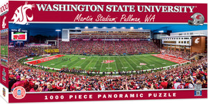 Washington State Cougars Football Panoramic Puzzle