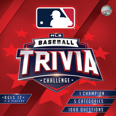 MLB Baseball Trivia Game