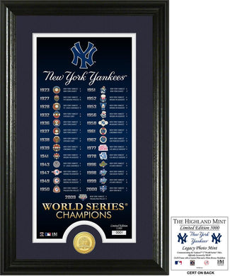 new york yankees world series champions