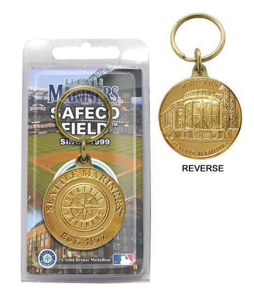 Seattle Mariners key chain