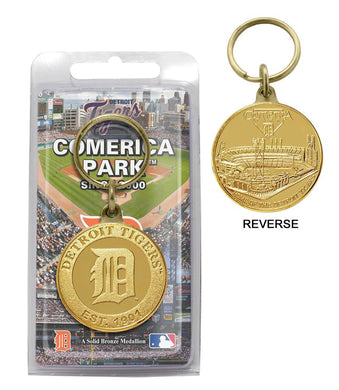 detroit tigers key chain