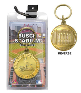 St. Louis Cardinals key chain