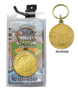 New York Yankees key chain
