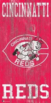 Cincinnati Great American Ball Park Mural Fathead